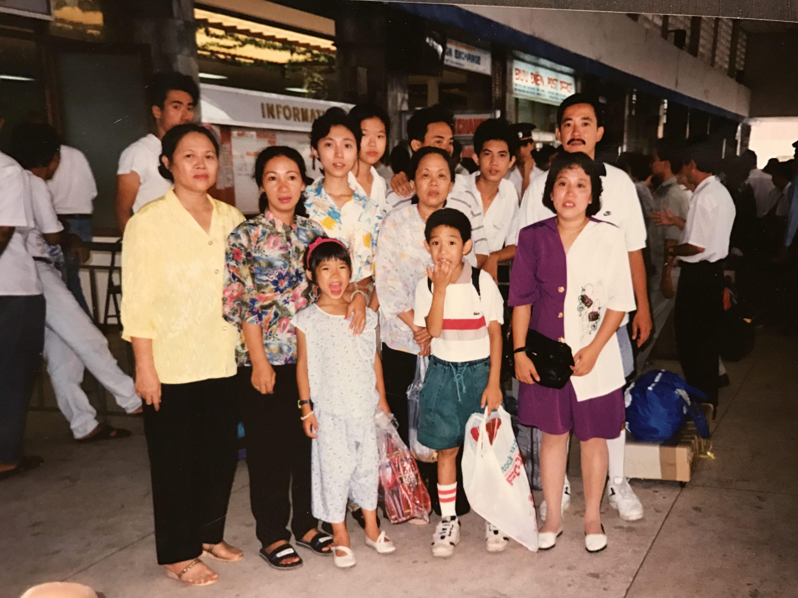 Janet family